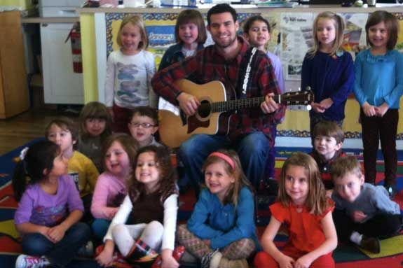 Ascension Nursery School: Dancing with Dylan