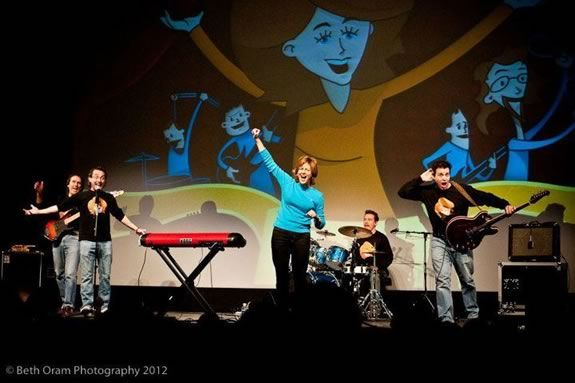 Debbie & Friends tell stories that children know and love with music and song!