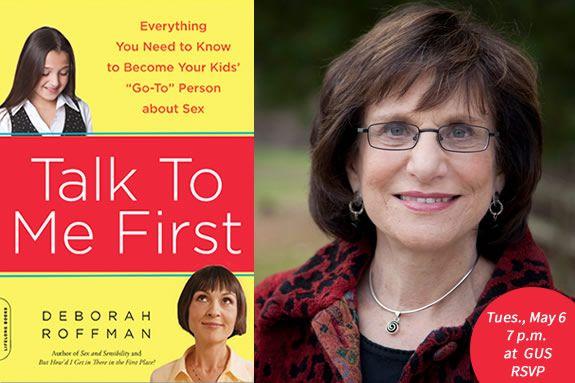 Deborah Hoffman to speak at Glen Urquhart School in Beverly MA