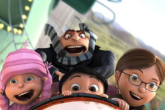 Pathways for Children invites you to a FREE screening of 'Despicable Me'