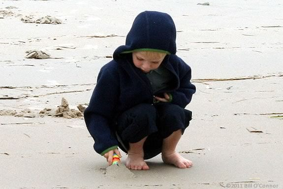 Kids will learn all about sand at Sandy Point Reservation!
