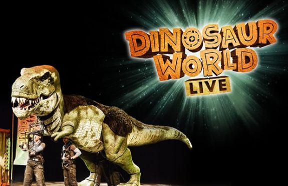 Dinosaur World Live at Emerson Colonial Theatre - Boston