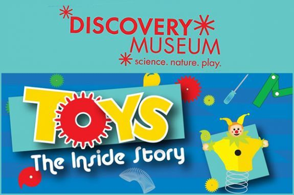 Toys The Inside Story Discovery Museum, Acton