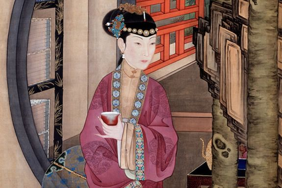 Empresses of China's Forbidden City makes U.S. debut at Peabody Essex Museum