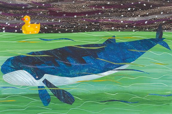 This CAM Kids Celebration will focus on author & illustrator Eric Carle