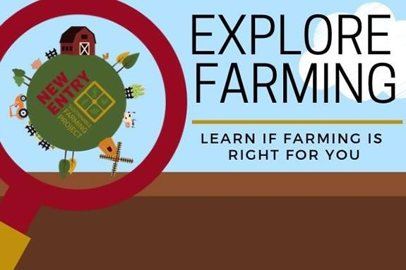 Learn about farming and if it interests you at this workshop in Beverly Massachusetts!