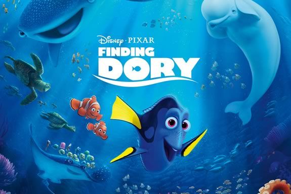 Come to the Newburyport Public Library for a free showing of Disney Pixar's Finding Dory