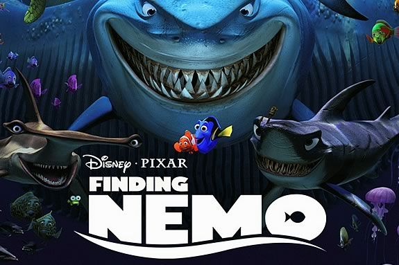 Come see Finding Nemo at the Plum Island Beach parking lot in Newburyport!
