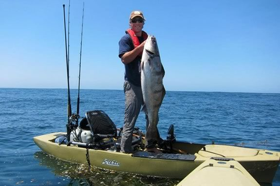 Come learn about kayak fishing at Little Harbor Boathouse in Marblehead.
