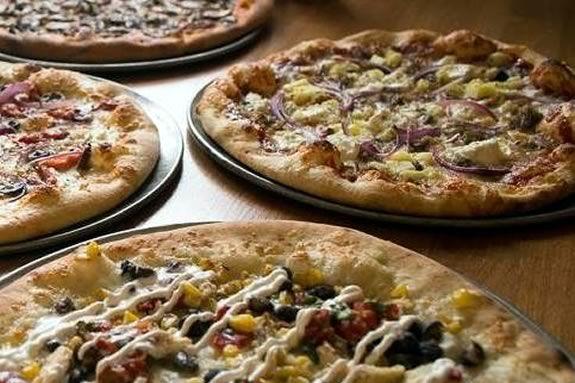 Pizza Picks at Amesbury Public Library featuring Flatbread Pizza!