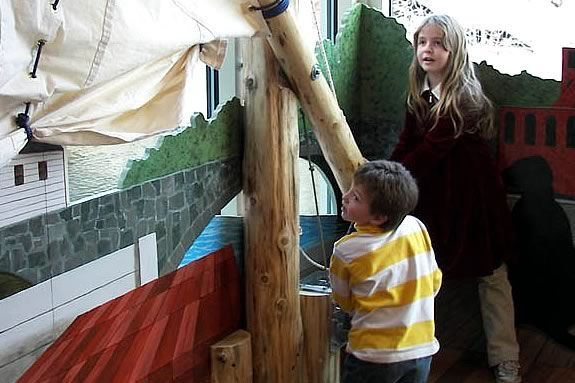 Free Family Fun Night at the Children's Museum of New Hampshire
