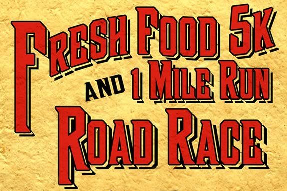 Green Meadows Farm invites is hosting a Road Race put on by the NFMA.