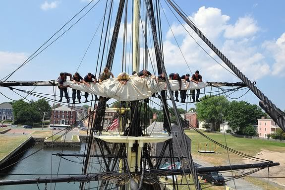 Celebrate 400 Years of Maritime History at Derby Wharf in Salem Massachusetts!