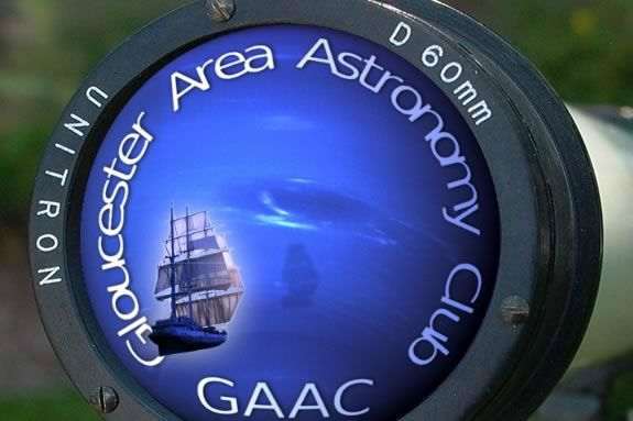 Come to Gloucester Area Astronomy Club to learn about the basics of stargazing!