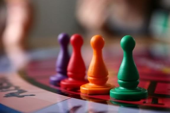 Teens are invited to Abbot Public Library for a fun afternoon of boards games!