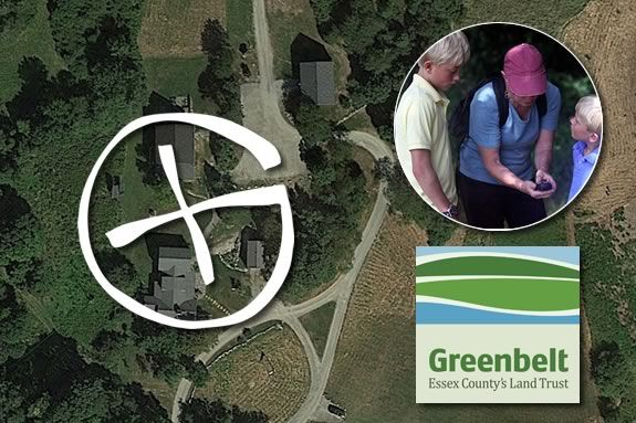 Introduce your kids to geocaching at the Cox Reservation in Essex, Massachusetts with Essex County Greenbelt Association!