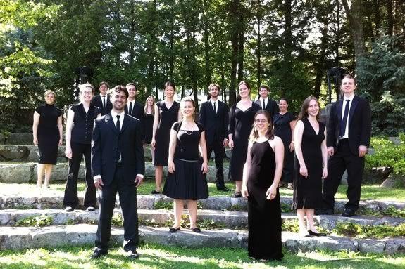 Ghostlight Chorus will perfrom FREE at Rockport's Shalin Liu Performance Center!