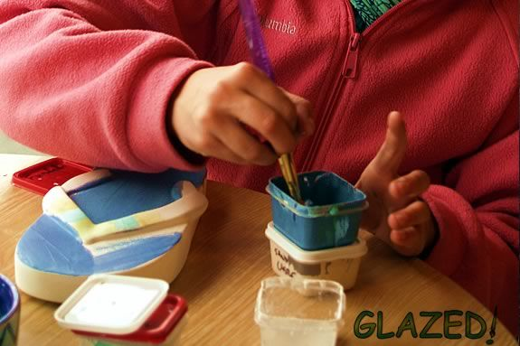 Cape Ann Pottery, Ceramics and Fused Glass for kids and families Gloucester