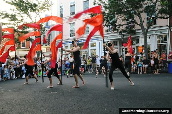 Food, music, live entertainment, dance, craft and fun come together for a great