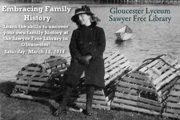 Learn skills that you can use to discover your own family history at Sawyer Free