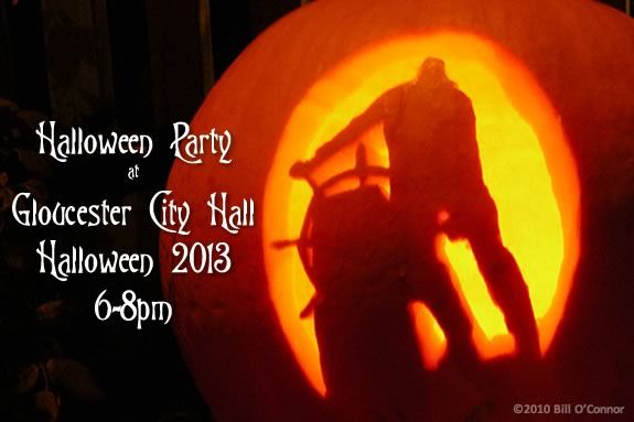 Trick or Treat in Downtown Gloucester and then hit the Halloween Party at city h