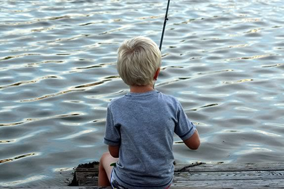 Come to Harold Parker State Forest for a full day of fishing fun!
