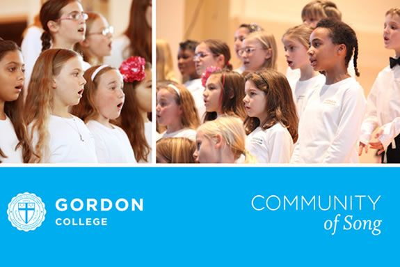 Community of Song – An Intergenerational Choir Concert for the Community Featuri