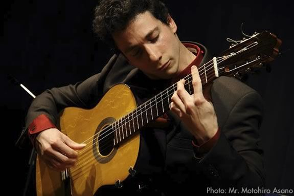 Grisha Goryachev is renowned for his extraordinary musical sensitivity and technical virtuosity.