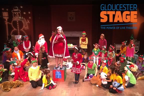 Students participating in the Gloucester Stage Youth Acting Program perform in this wonderful seasonal show about the importance of family and friends.