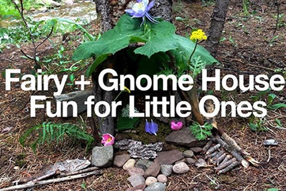Fairy + Gnome House Fun for Little Ones: A GUS Pre-K Event