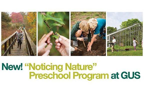 Preschool programs in Beverly MA at GUS