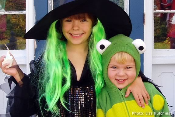 Dress up the Kids and head over to Joppa Flats Education Center for Halloween