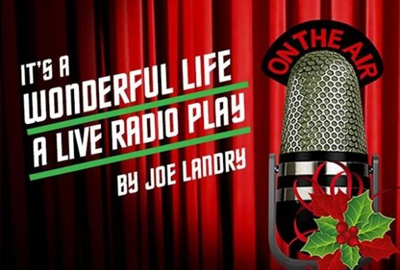 Gloucester High School Theater Program performs 'It's a Wonderful Life' at Hammond Castle in Gloucester Massachusetts