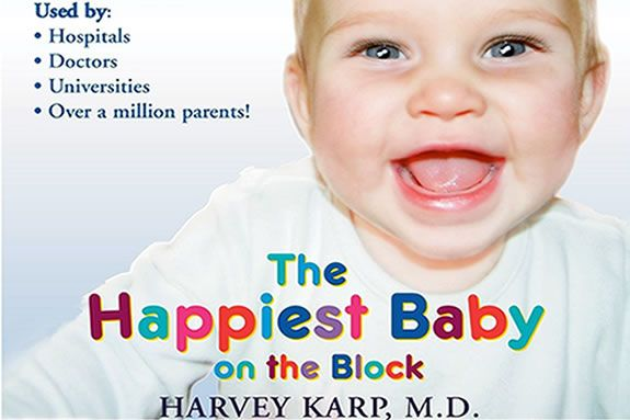 Dr. Harvey Karp is known for helping parents raise happy babies and toddlers.
