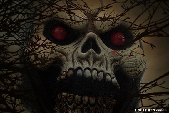 Take a hayride through our fields and discover the horror that awaits!