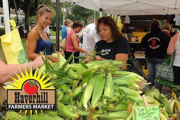 Haverhill Farmers Market, North Shore Farmers Market, Cape Ann Farmers Marke