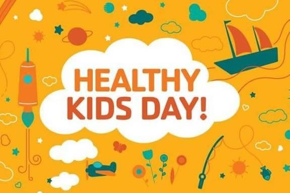 Healthy Kids Day coincides with Earth Day at the Ipswich YMCA!