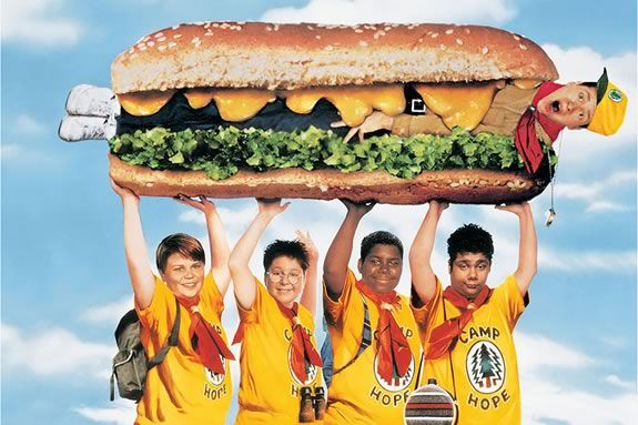 Come see 'Heavyweights' on the water front in Newburyport with your family.