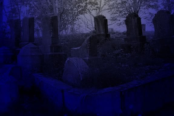 Hilldale Cemetary is on of the North Shore's most active paranormal spots!