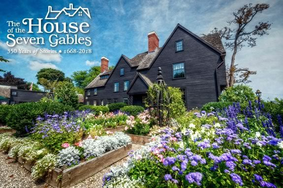 The Living History Lab hands-on history program at The House of the Seven Gables