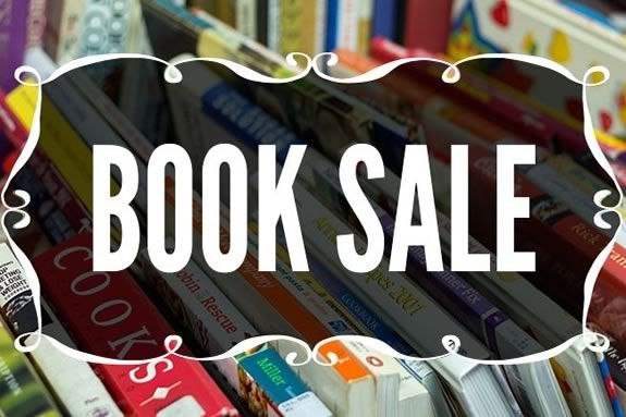 The Hamilton-Wenham Public Library hosts children's book sale!