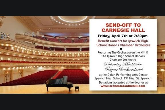 Carnegie Hall Calendar.Send Off To Carnegie Hall Concert North Shore Kid And Family Fun