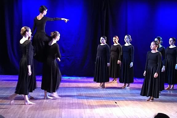 "Ipswich Moving Company Youth Dance Ensemble Spring Show features ""The Written Word"""