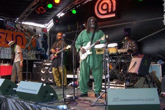 Inner Visions bring reggae music to Castle Hill on the Crane Estate in this Thur