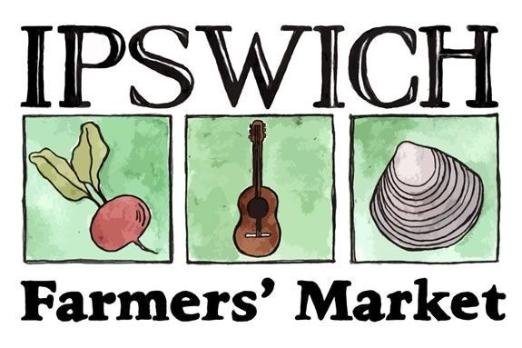 Come celebrate the first day of summer at this one-time Farmers Market on the Ipswich Middle Green!