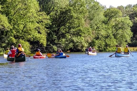 Ipswich River Watershed Association Paddle-a-thon!