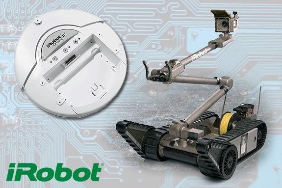 An iRobot representativewill bring some robots to Hamilton Wenham Library!