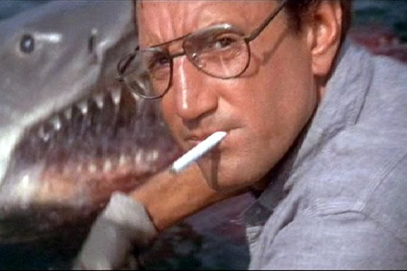 You're going to need a bigger boat, and he was right! Come see Jaws at Lynch Par