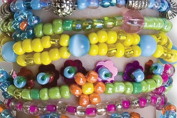 Build on your jewelry making skills at Newburyport Public Library!