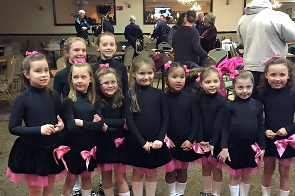 Kenny Academy of Irish Dance in Beverly